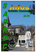 Bulletin communal de Juin 2020