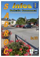 Bulletin communal de Novembre 2019